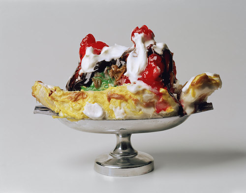 "Sharon Core, ""Banana Split"", 2019. Archival Pigment Print. Courtesy of the artist and Yancey Richardson."