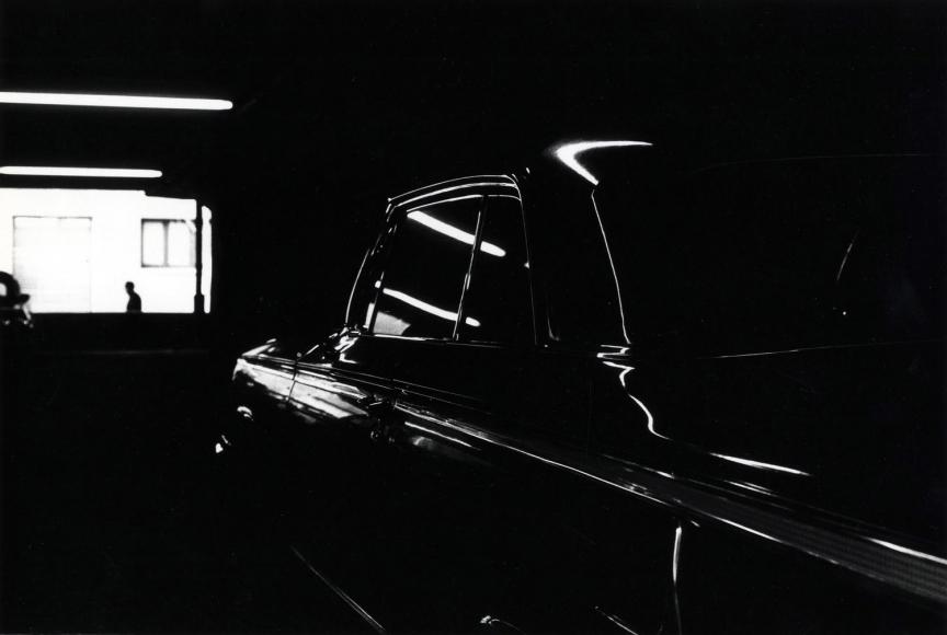 Ray K. Metzker's  Philadelphia,  1963, © Estate of Ray K. Metzker, Courtesy Howard Greenberg Gallery, New York