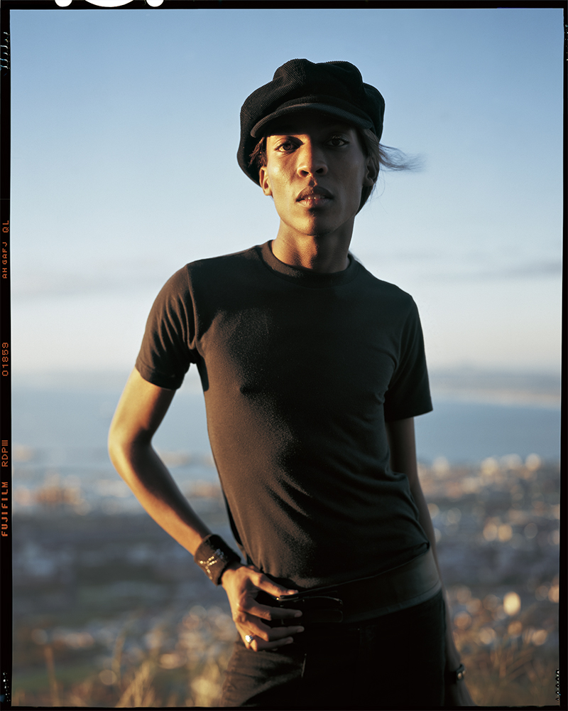 Thato, Cape Town, South Africa, 2002 © Lola Flash