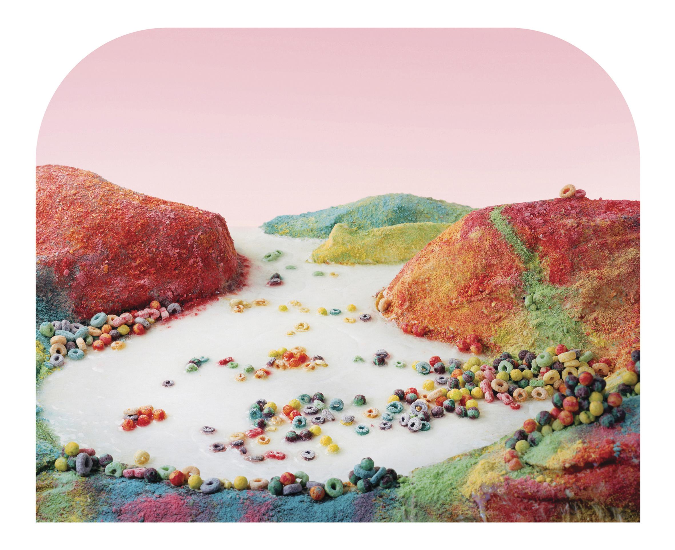 Fruit Loops Landscape © Barbara Ciurej & Lindsay Lochman