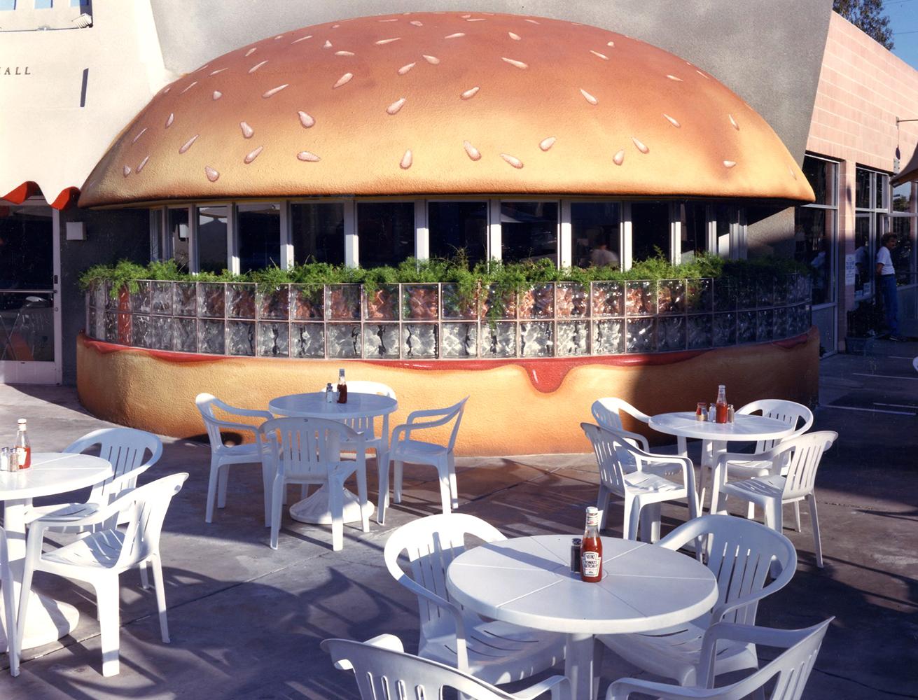 Burger that Ate LA, Los Angeles, CA © David Graham