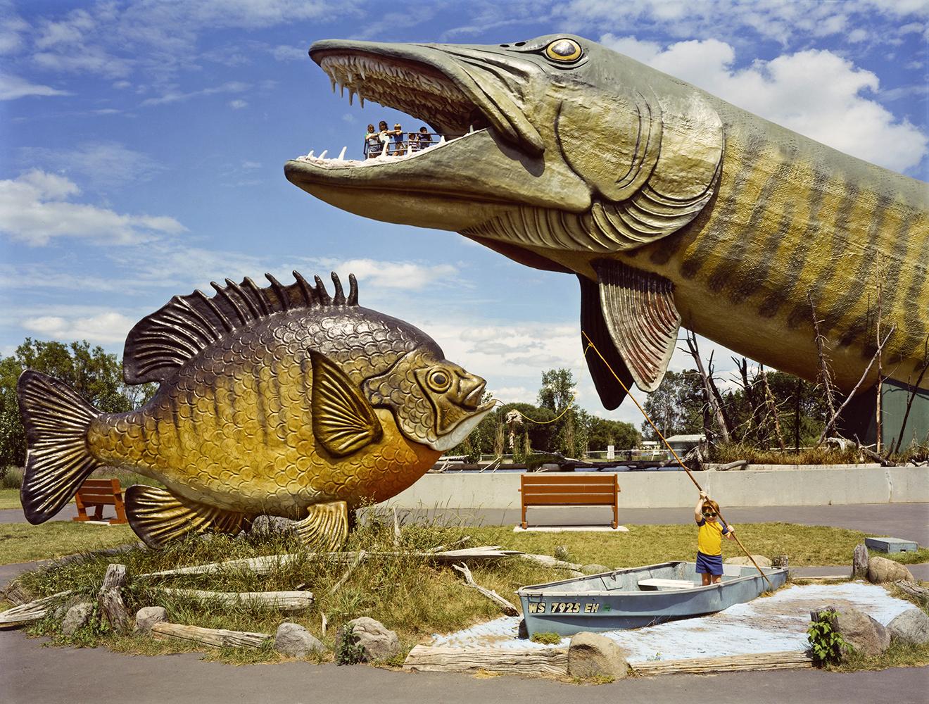 National Freshwater Fishing Hall of Fame, Hayward, WI © David Graham