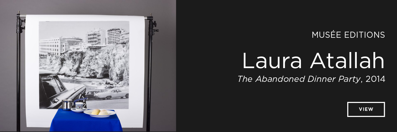 Musée Editions: Laura Atallah