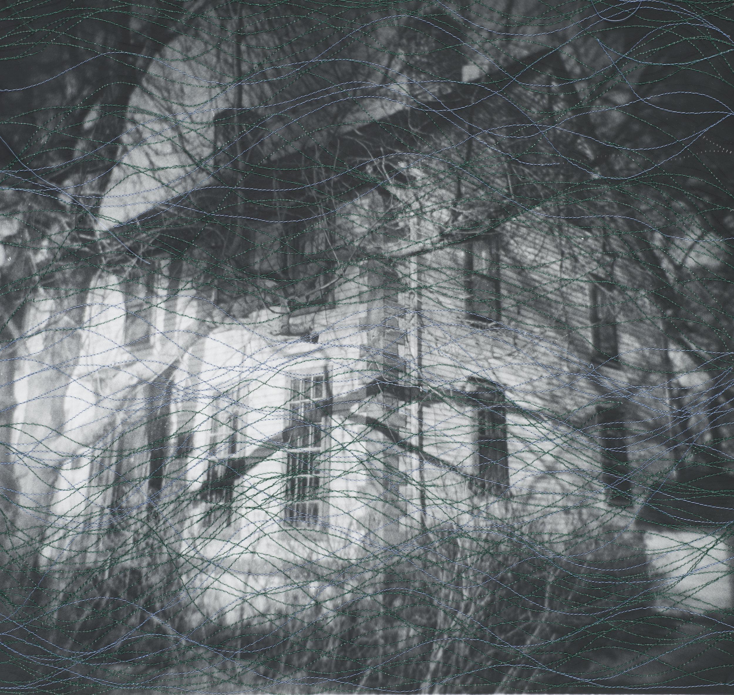 Haunted House, 2019 © Melissa Zexter