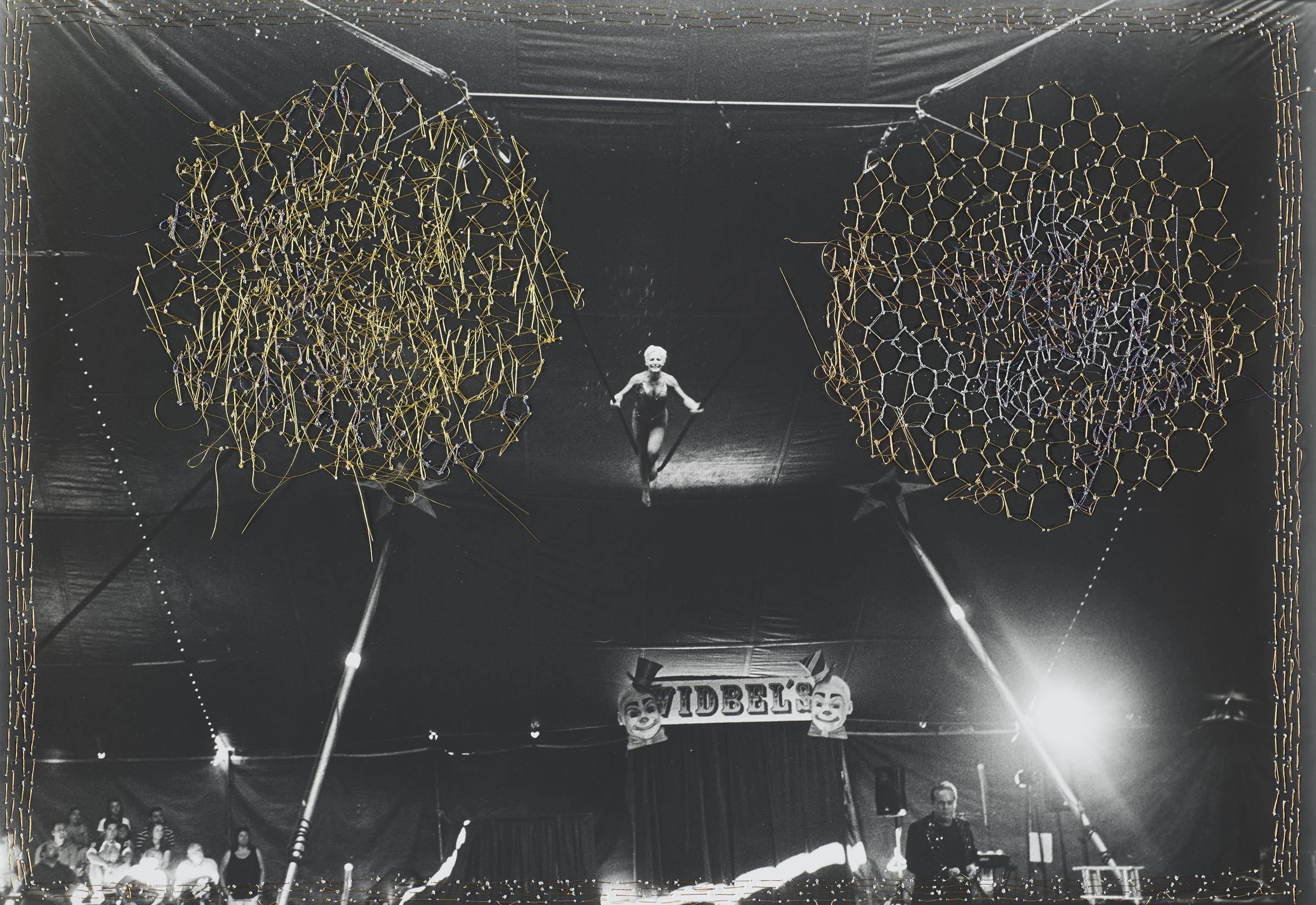 Trapeze, 2019 © Melissa Zexter