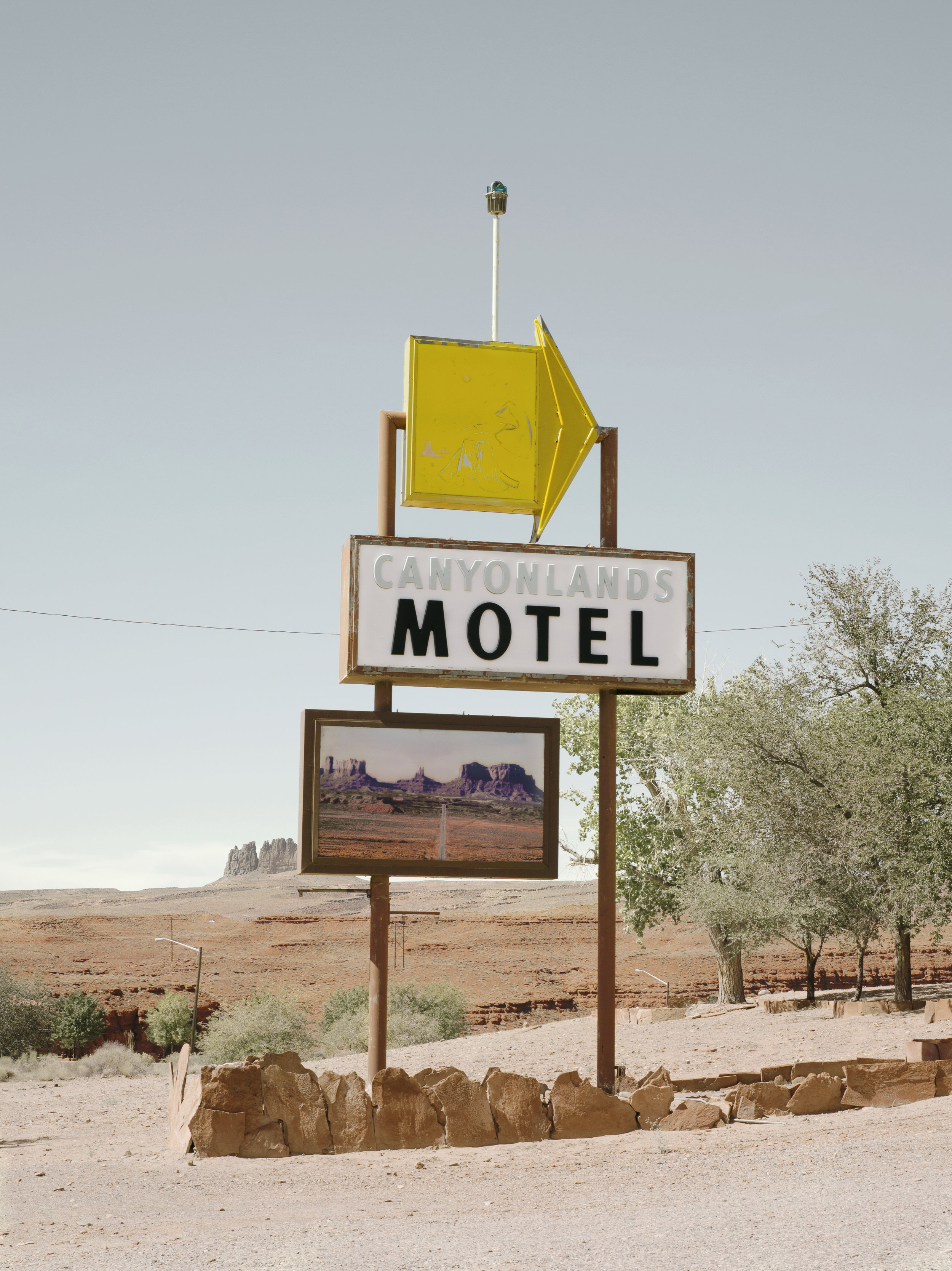 The Motel never visited, 2016 © Anja Niem. Courtesy of The Ravestijn Gallery.