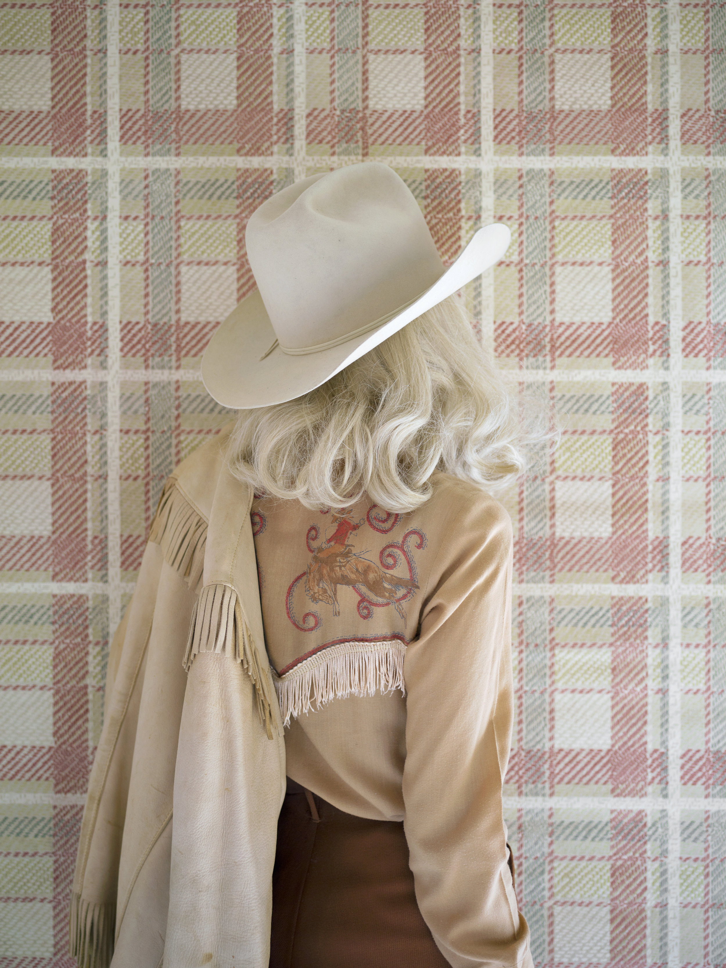 The Cowboy, 2016 © Anja Niemi. Courtesy of The Ravestijn Gallery.