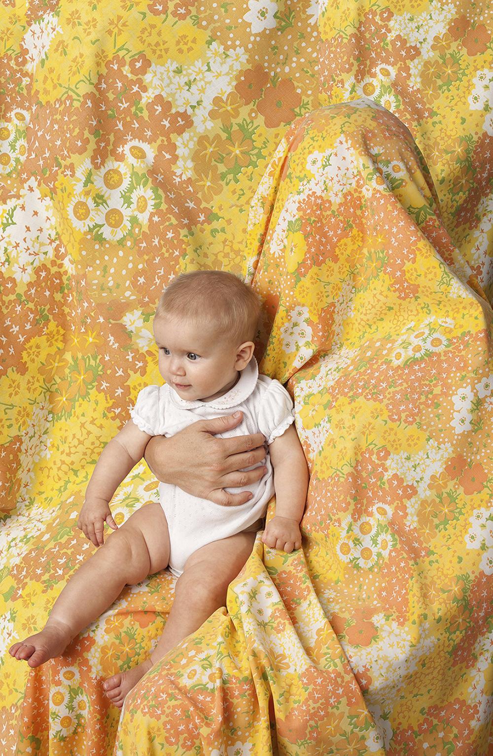 Hidden Mothers: Jessica , Archival Pigment Print, 2017 © Megan Jacobs