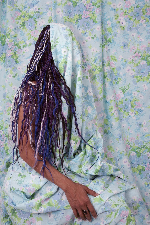 Hidden Mothers: Dionne , Archival Pigment Print, 2017 © Megan Jacobs