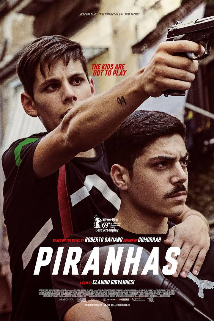 Piranhas (2019) dir. Claudio Giovanesi