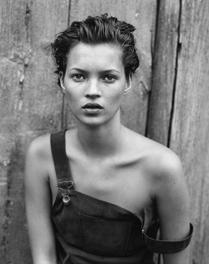 Kate Moss,  Upstate New York, 1994 Courtesy of Peter Lindbergh, Paris © Peter Lindbergh