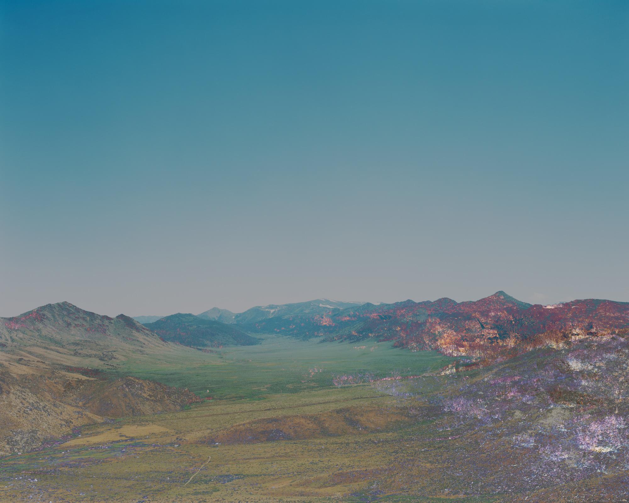 Aaron Rothman,  Pass 1 , 2013 © Rick Wester Fine Art