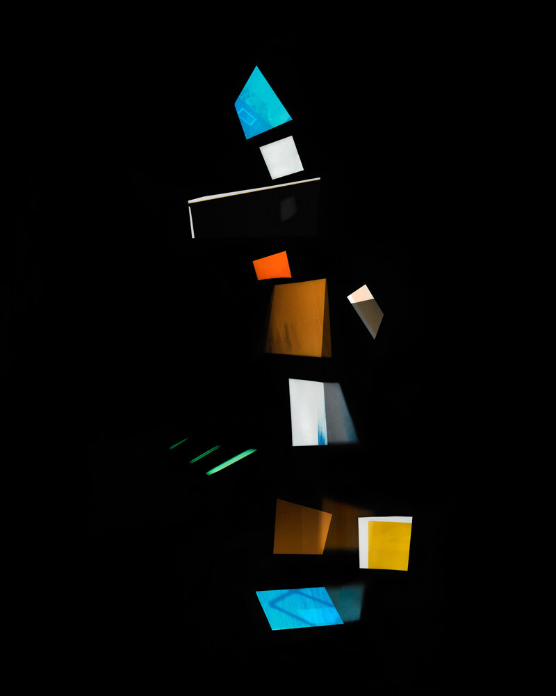 Brea Souders, Window, 2017, Courtesy Bruce Silverstein Gallery