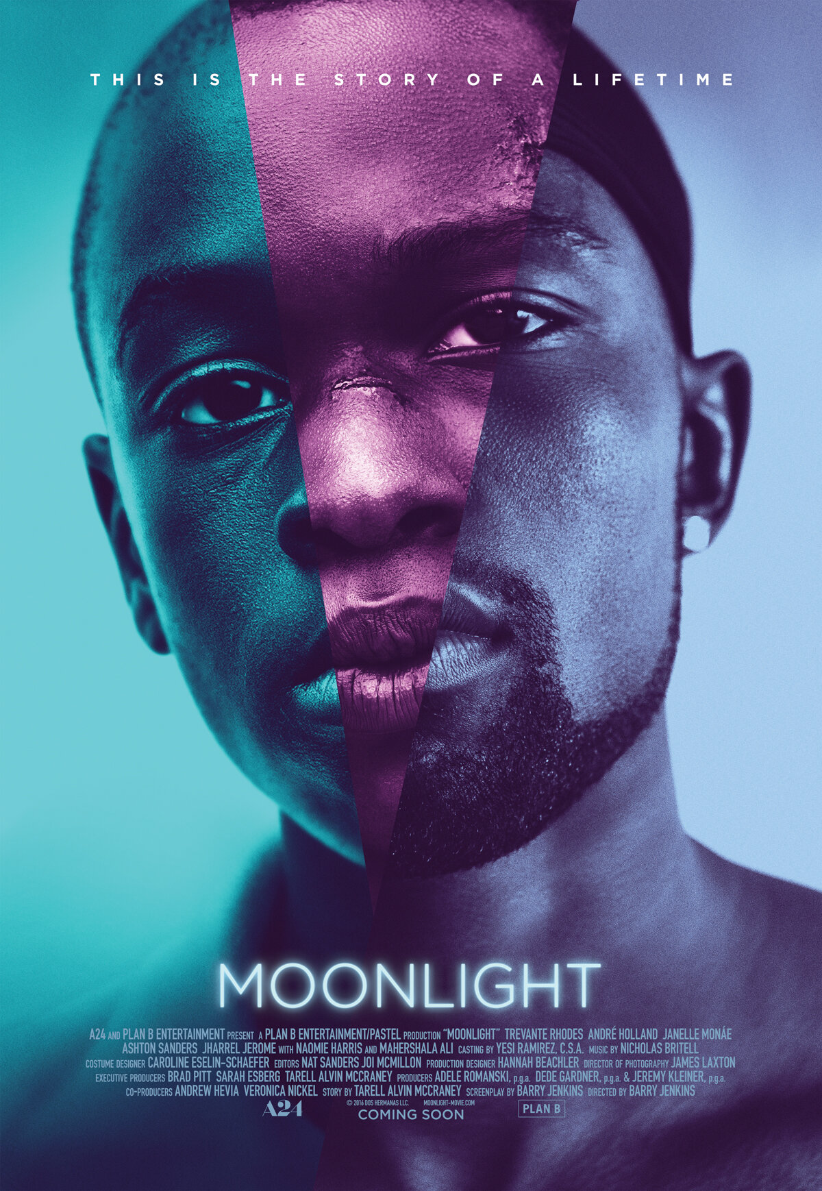David Bornfriend,  Moonlight  (2016). Courtesy of the artist and A24.