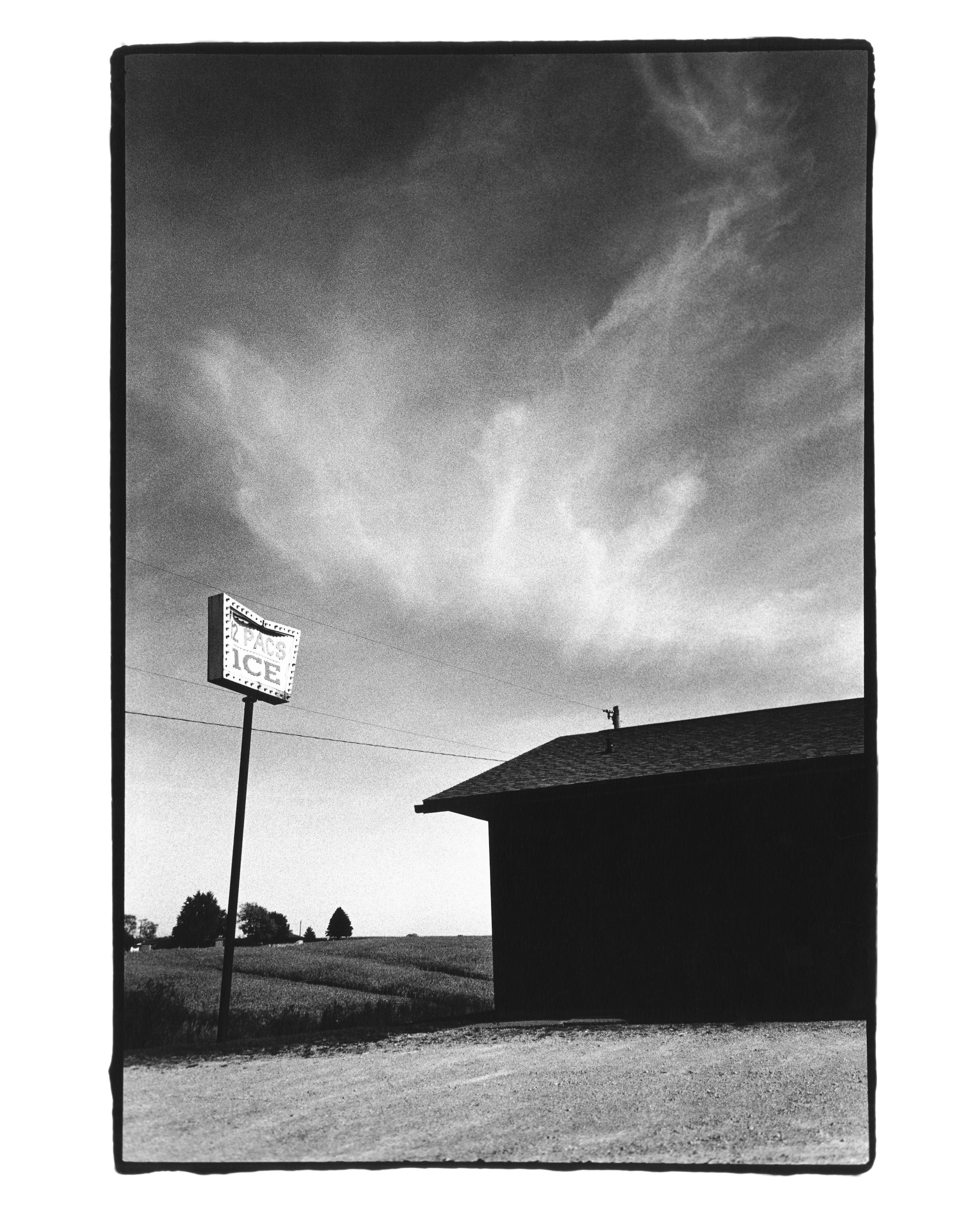 From  Highway 61  by Jessica Lange, published by powerHouse Books