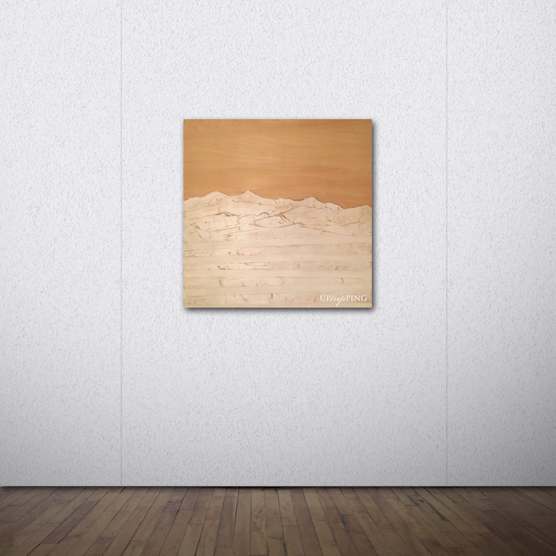 Rocky Mountains - SOLD