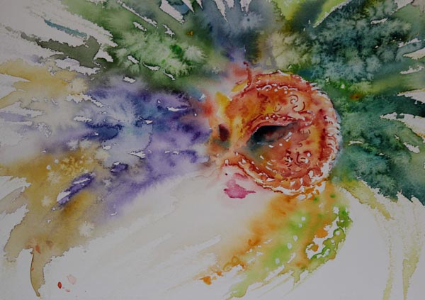 Watercolor Workshop with Jean Haines  Two Sessions: February 3-4, 2017 February 6-7, 2017 David Art Center in Metairie, Louisiana