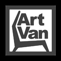 Newer BW Art-Van Logo.png