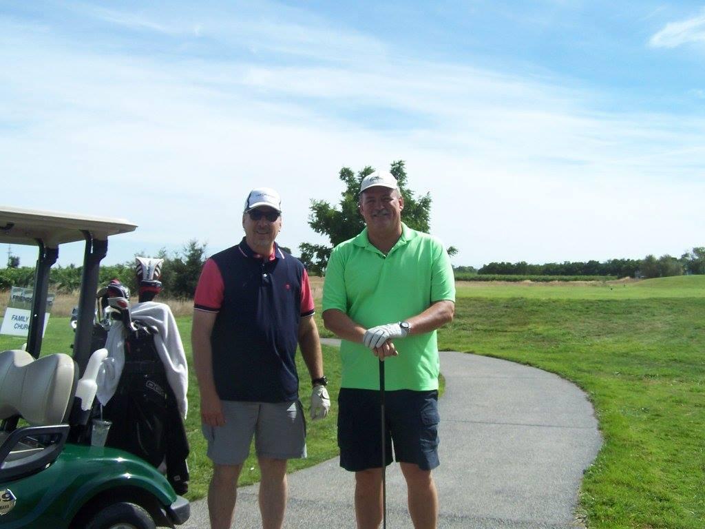 Golfers on the Cart Path.jpg