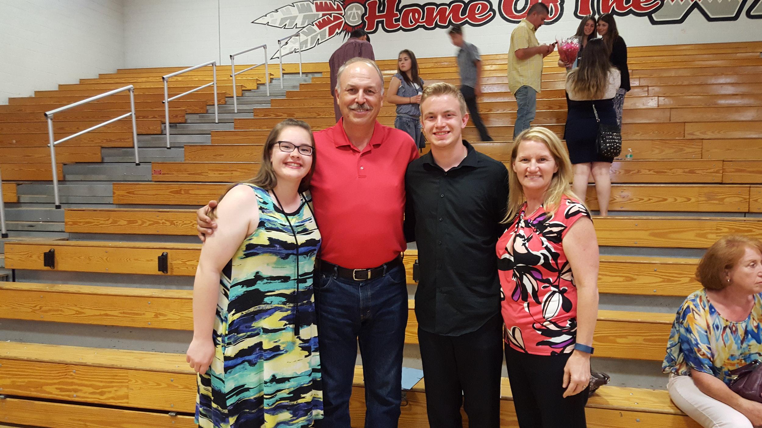 2017 Galt High School recipients