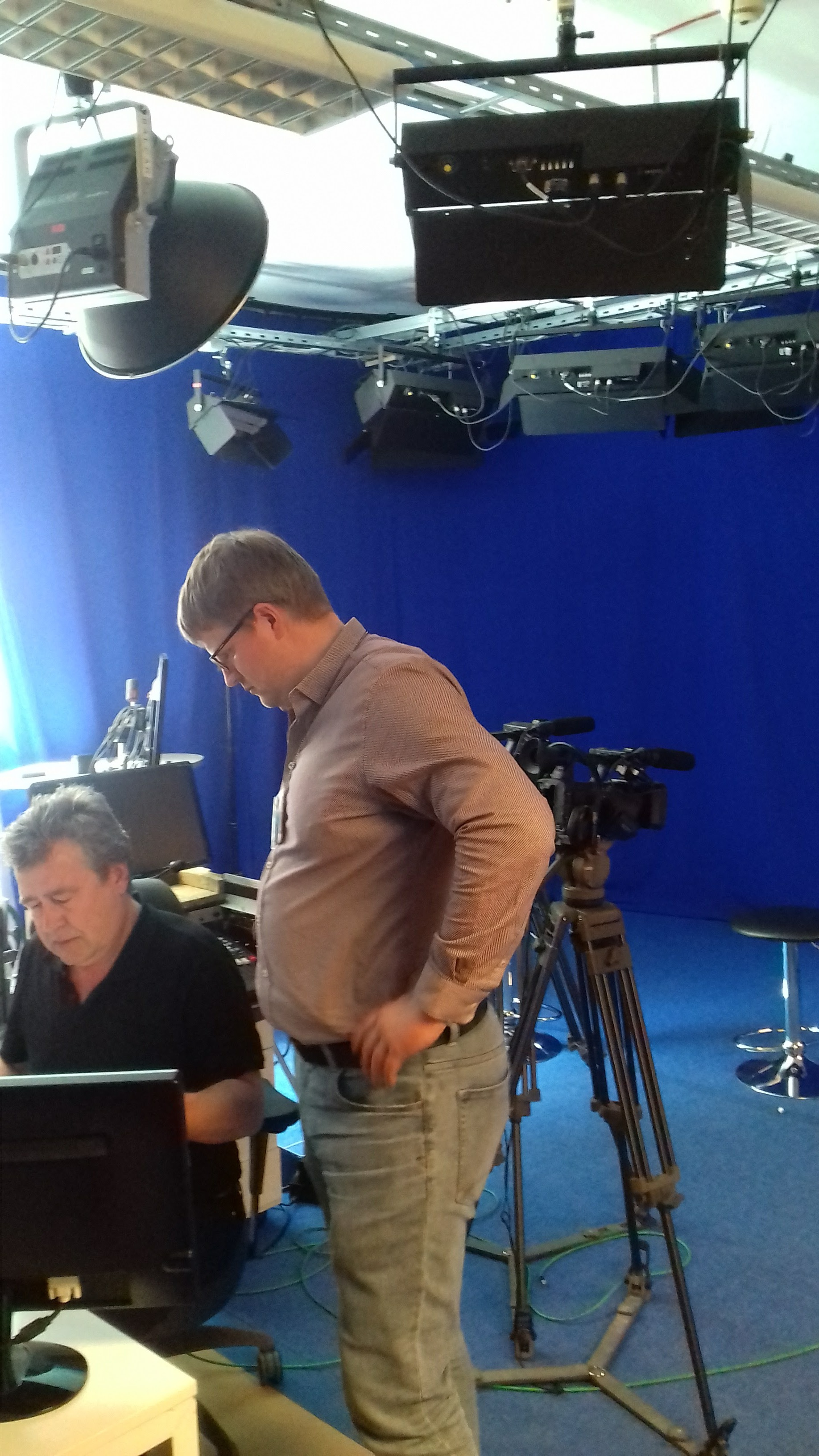 Well equipped video studio onsite is a very useful addition for startups and innovators