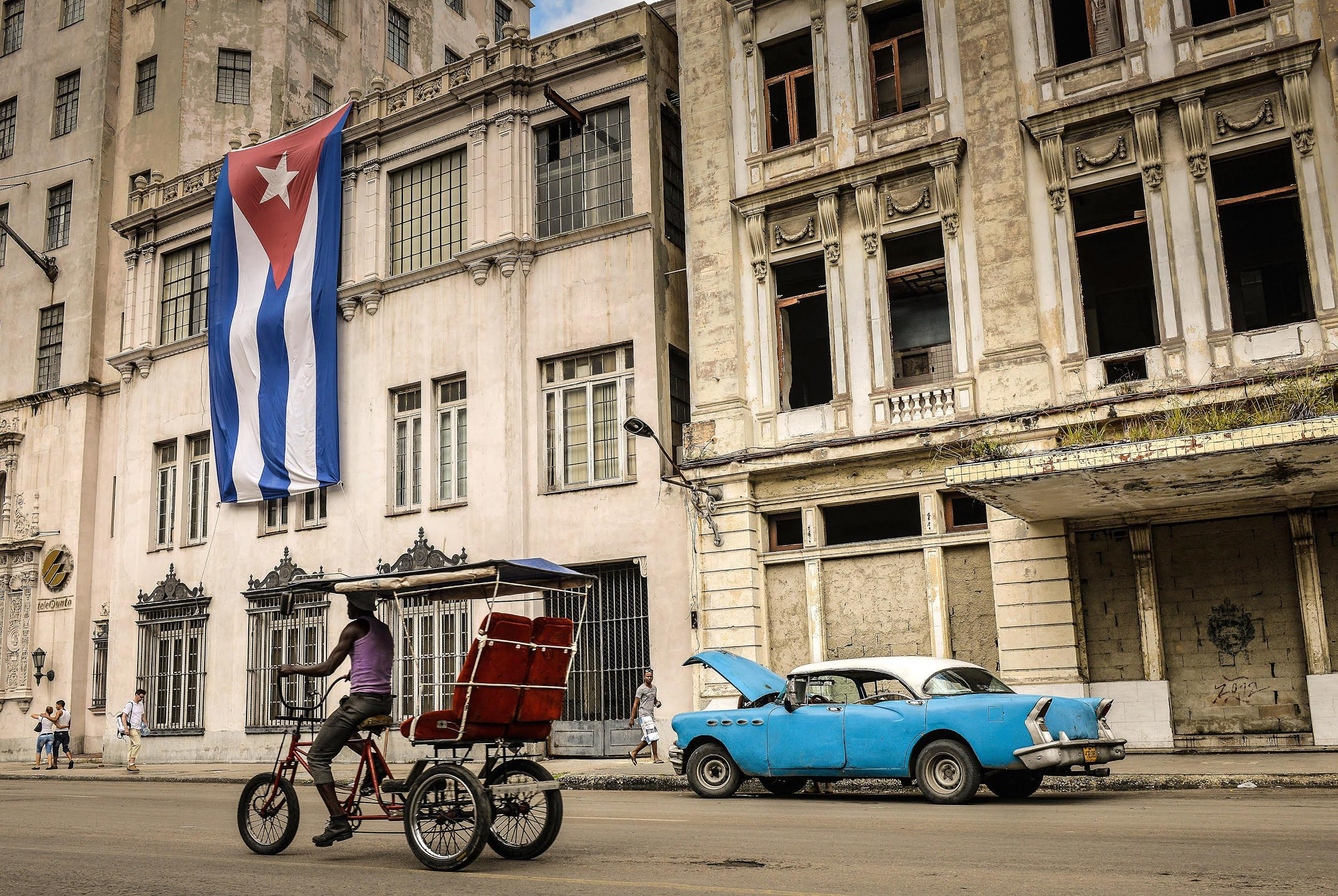 IS CUBA ON YOUR BUCKET LIST?