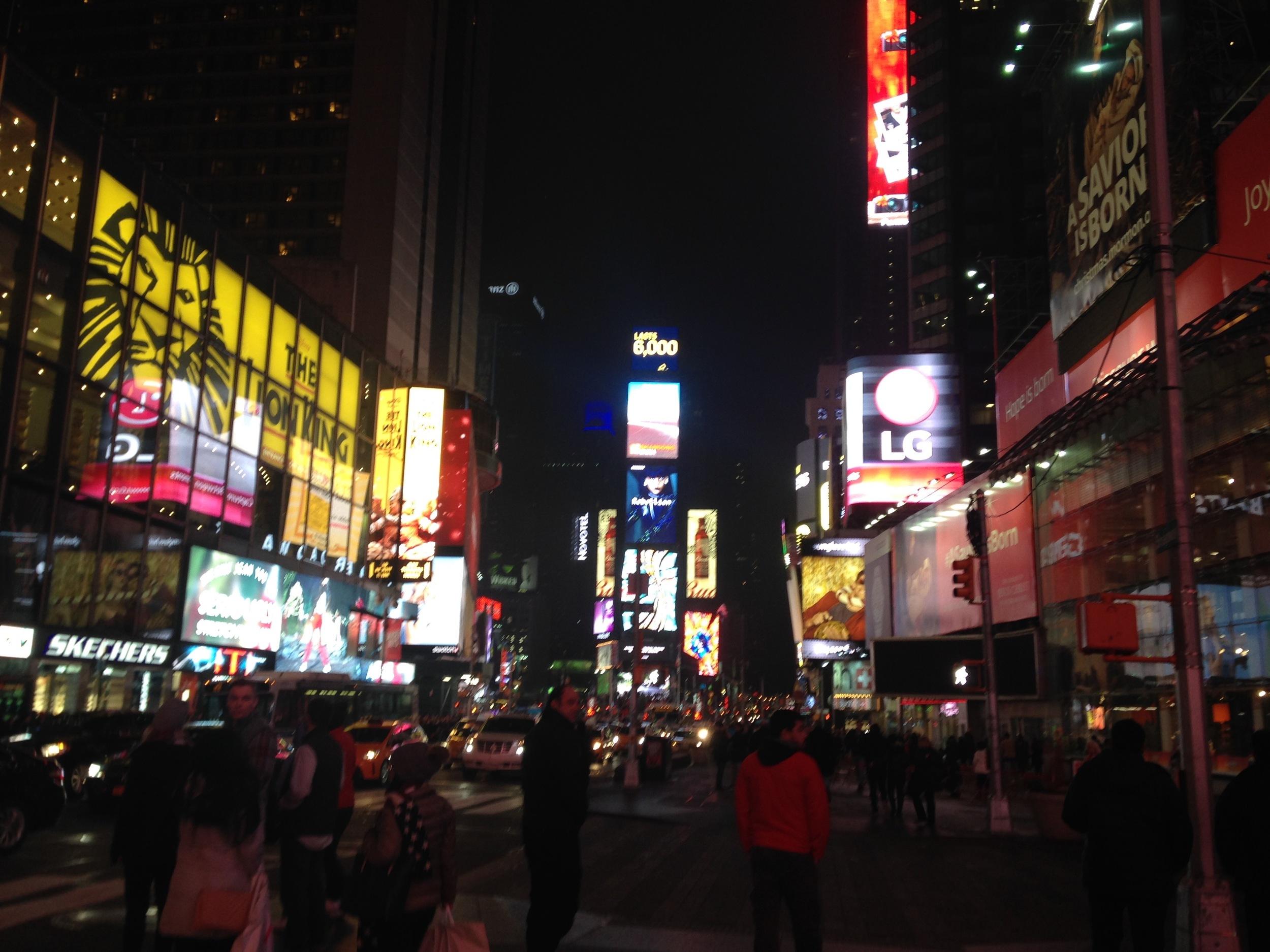 NEW YORK CITY: INSPIRATION IN DIVERSITY (NEW YORK)
