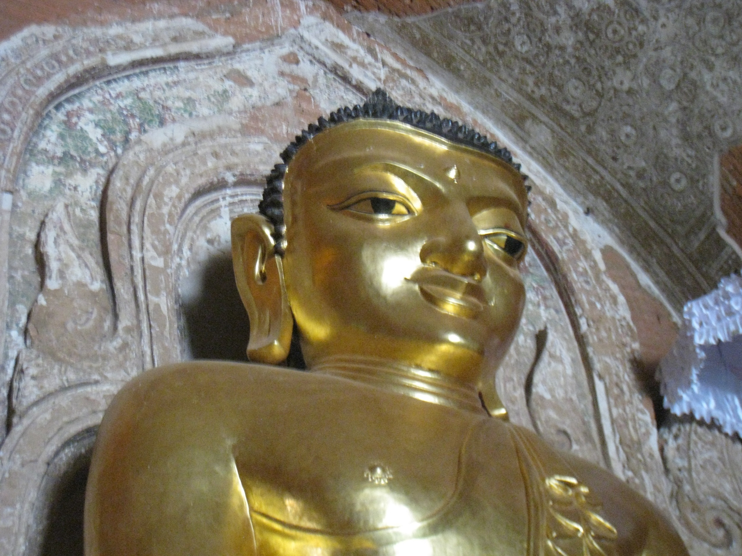 BUDDHISM IS THE PREVALENT RELIGION IN MYANMAR (BURMA)