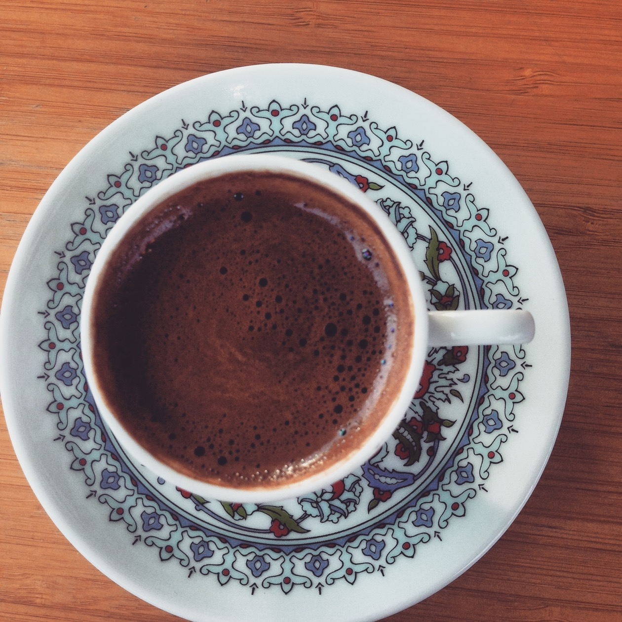 TRADITIONAL TURKISH COFFEE (PHOTO COURTESY OF JEN RIEDEL)