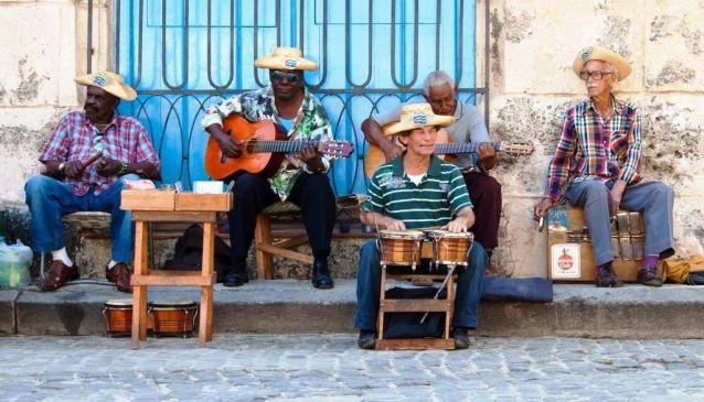 A CELEBRATION OF CUBAN MUSIC (PHOTO COURTESY OF: MYDESTINATION.COM)