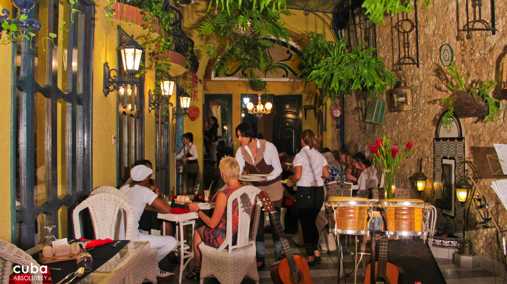 LA CALIFORNIA, A PALADAR IN HAVANA (PHOTO COURTESY OF LAHABANA.COM)