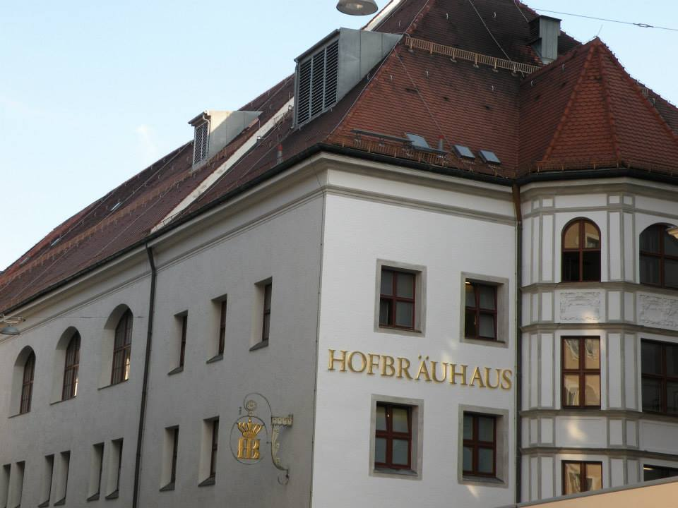 HOFBRAUHAUS IS A MUST VISIT