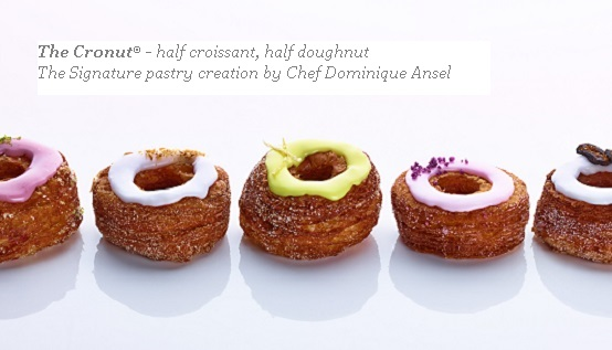 EVERYONE NEEDS A CRONUT!