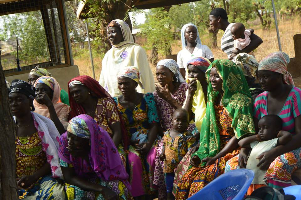 THE WOMEN OF TAMALE
