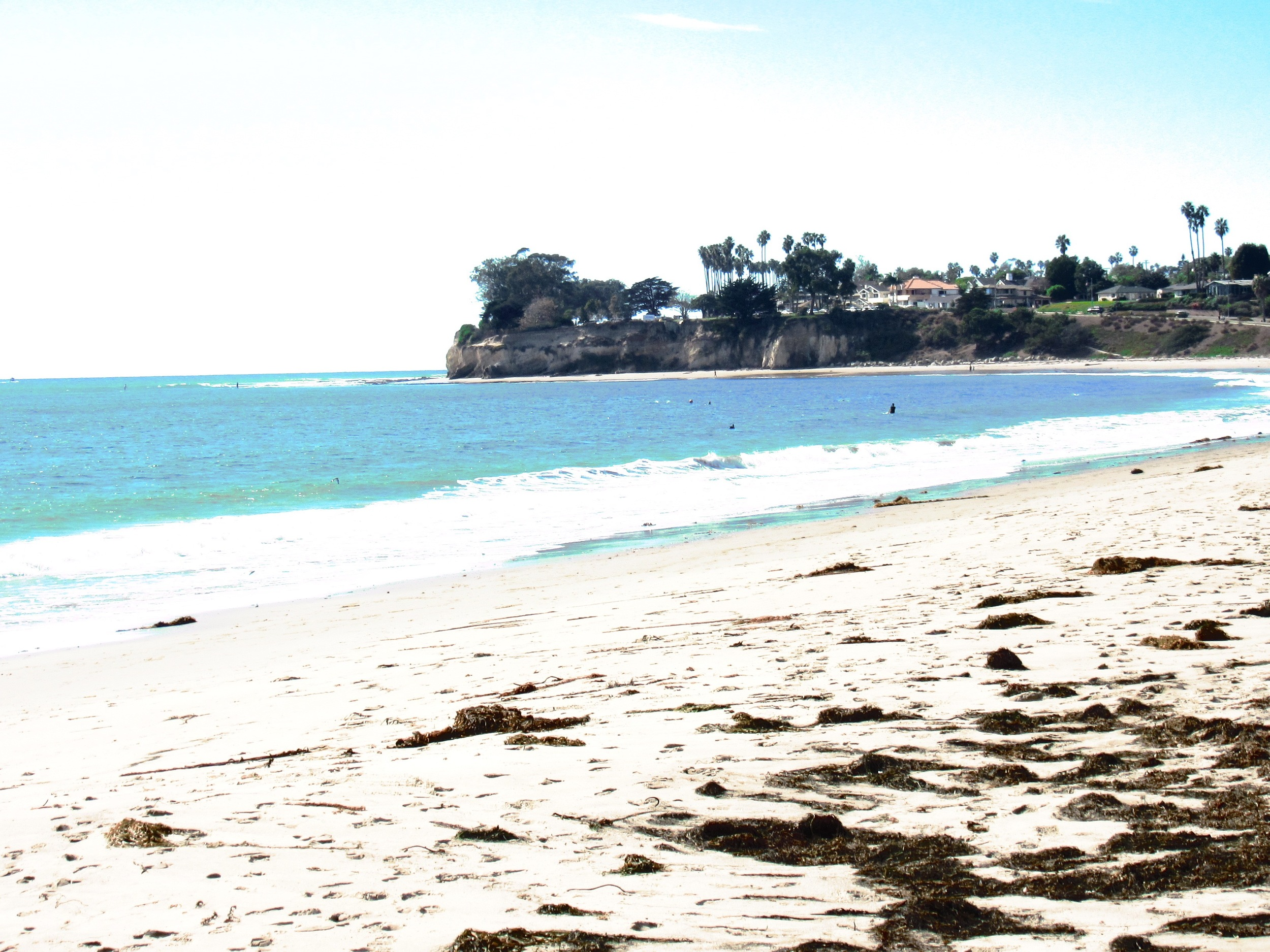 THE THOUGHT OF BEING NEAR THE BEACH WARMS MY HEART, AND IT WAS THE IDEAL LOCATION FOR WHAT I NEEDED.