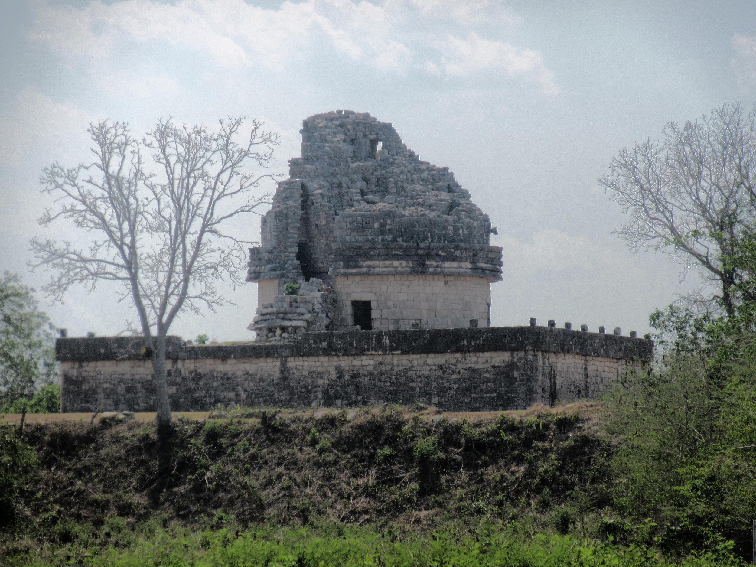 EL CARACOL IN CHICHEN ITZA