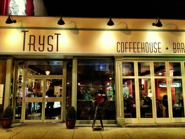 ...AND ONE OF MY ALL TIME FAVORITE COFFEEHOUSES