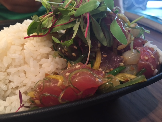 POKE SO GOOD I WENT BACK TWICE!