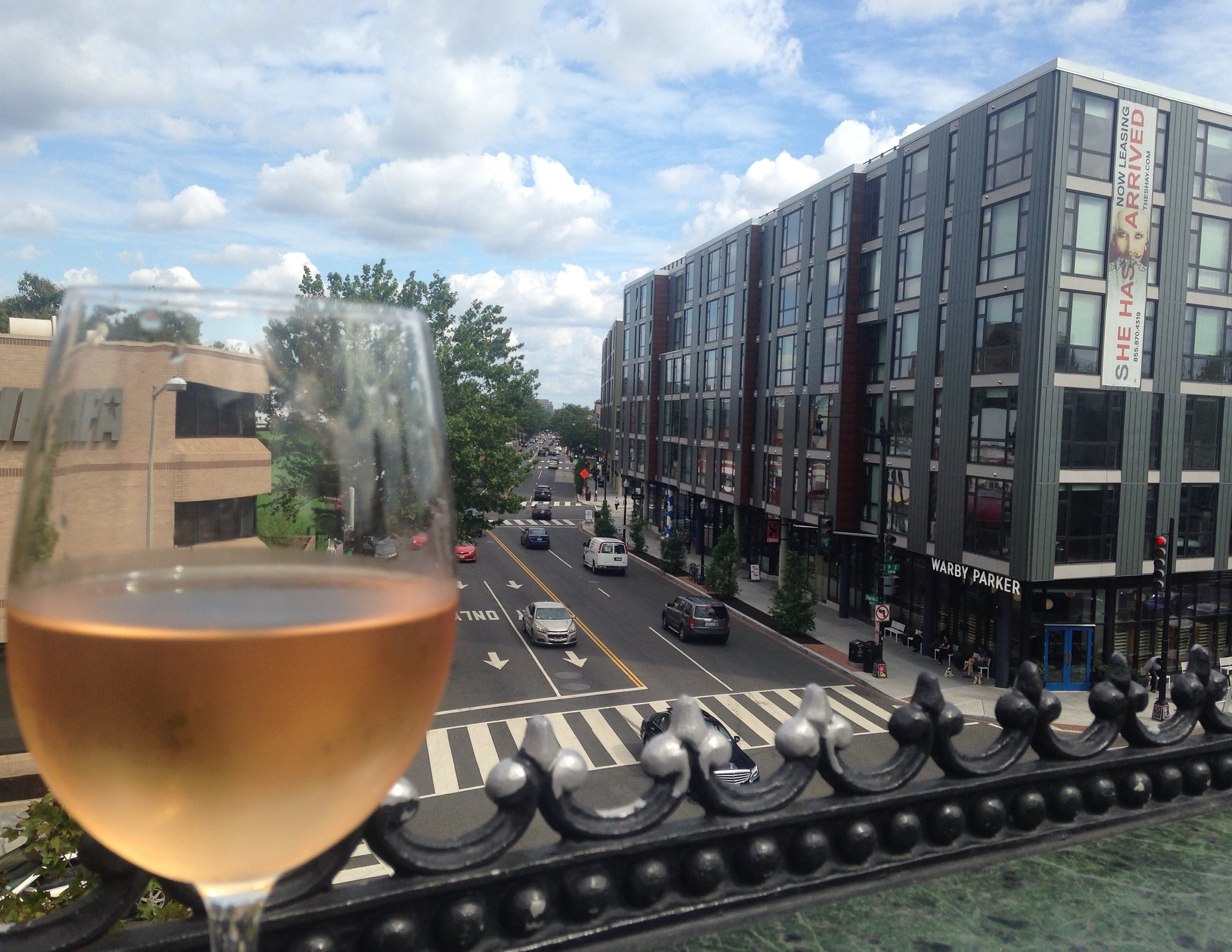 ROSE ON THE ROOFTOP OF BRIXTON ANYONE?