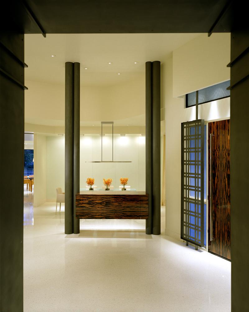 Jamie Herzlinger - Enclave - Entry to Dining Room.jpg