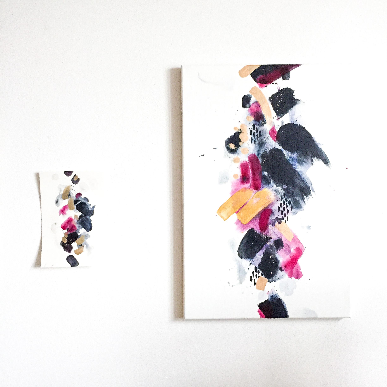 Kimono II Study & Kimono II