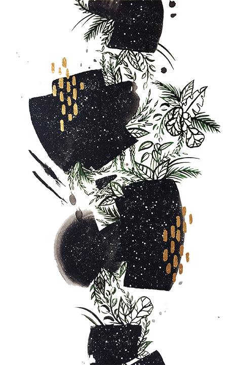 Starlight and Foliage