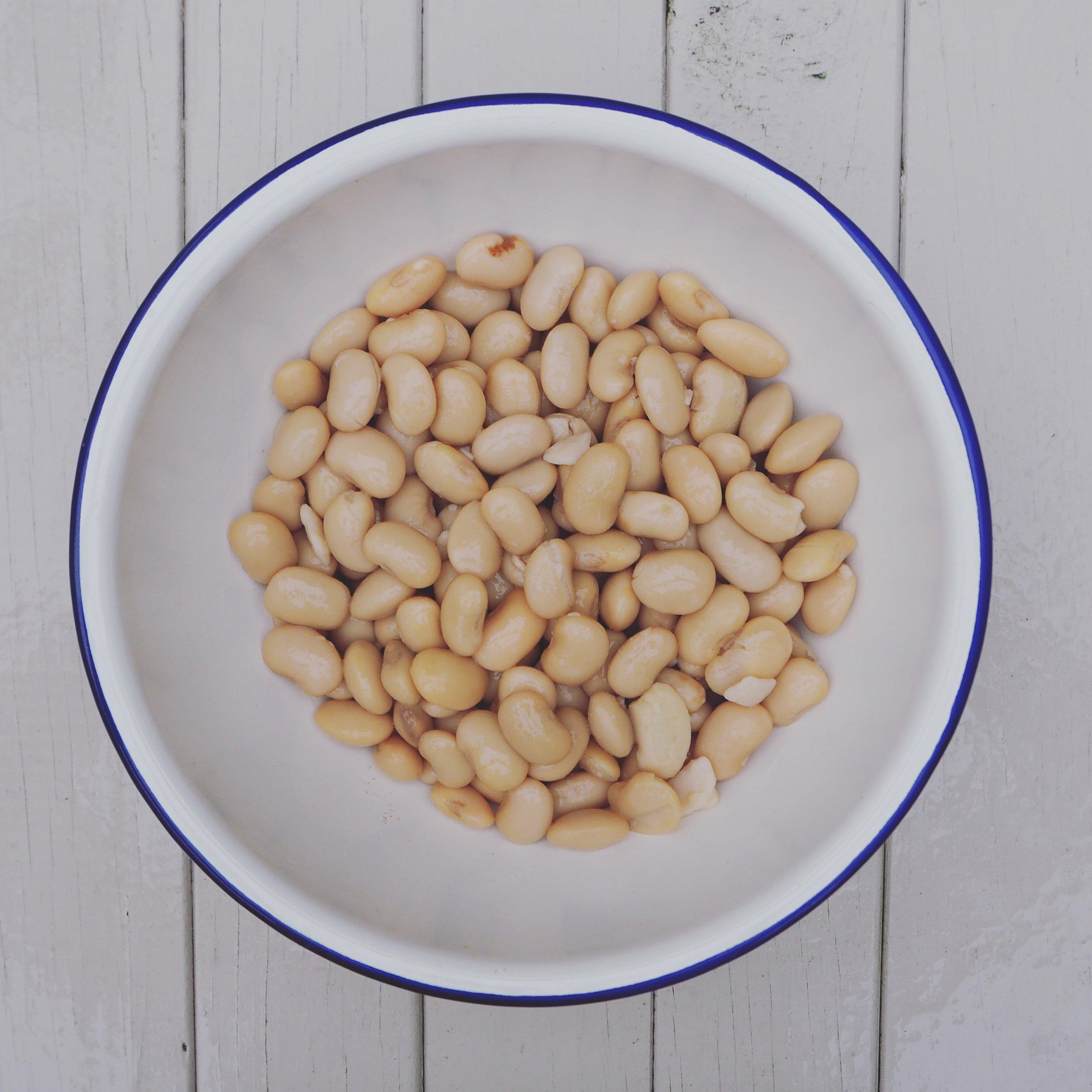 Butter beans (from  The Behaviour Beet )
