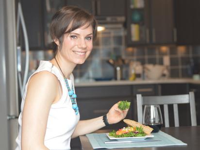 Kathleen Hernder, RD, CDE of Pulse Nutrition YK