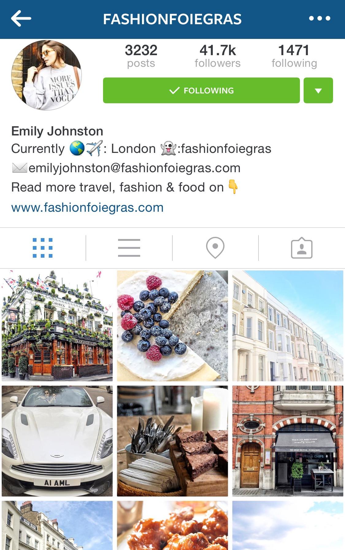 Fashionfoiegras magazine blog