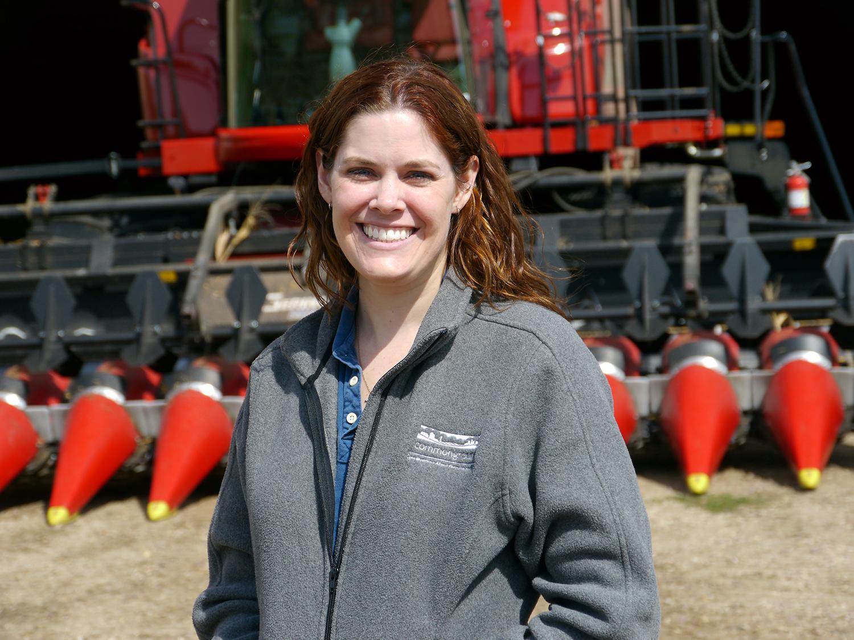 CG volunteer Kristie S.