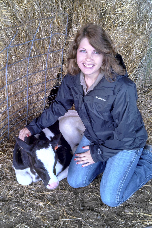 CG volunteer Kristin R.