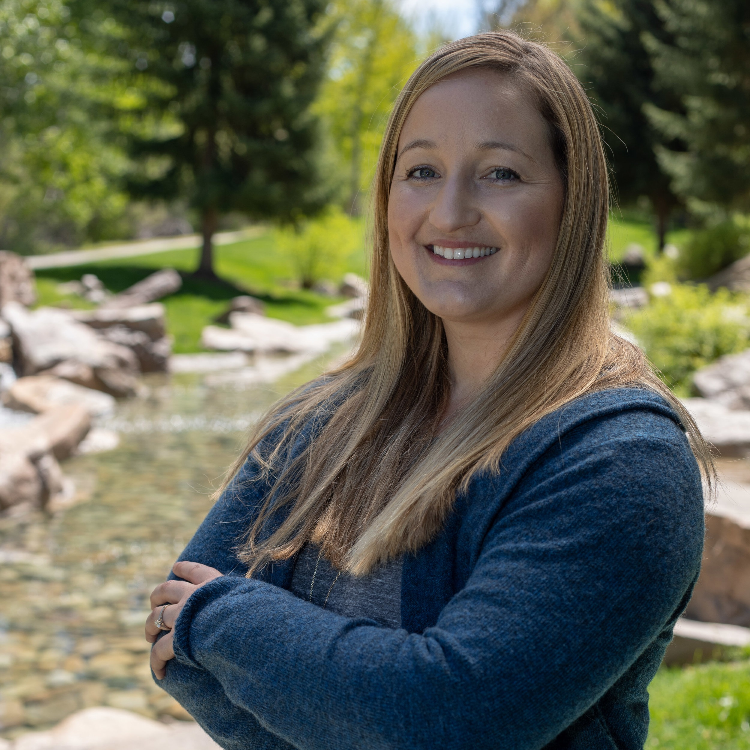 Natalie Newell    Academic Advisor, Boise State University   Natalie Newell is an Academic Advisor for the College of Health Science Student Services with Boise State University. She served in the U.S. Navy as an AD2(AW) with VAQ-132 in Whidbey Island, WA (2010-2014). Natalie has a background in communication skills, public speaking, management, student affairs/services, federal financial aid policy, and higher education. She has worked specifically with a non-traditional population with the Bachelor of Applied Science Program, in addition to first/second year pre-nursing students. Natalie holds a BA in Communication with an emphasis in Organizational/Relational Studies and a Masters in Educational Leadership from Boise State University. In her spare time, you can find Natalie enjoying the Ridge to Rivers system in the Boise Foothills with her dogs, Ellie and Cooper.
