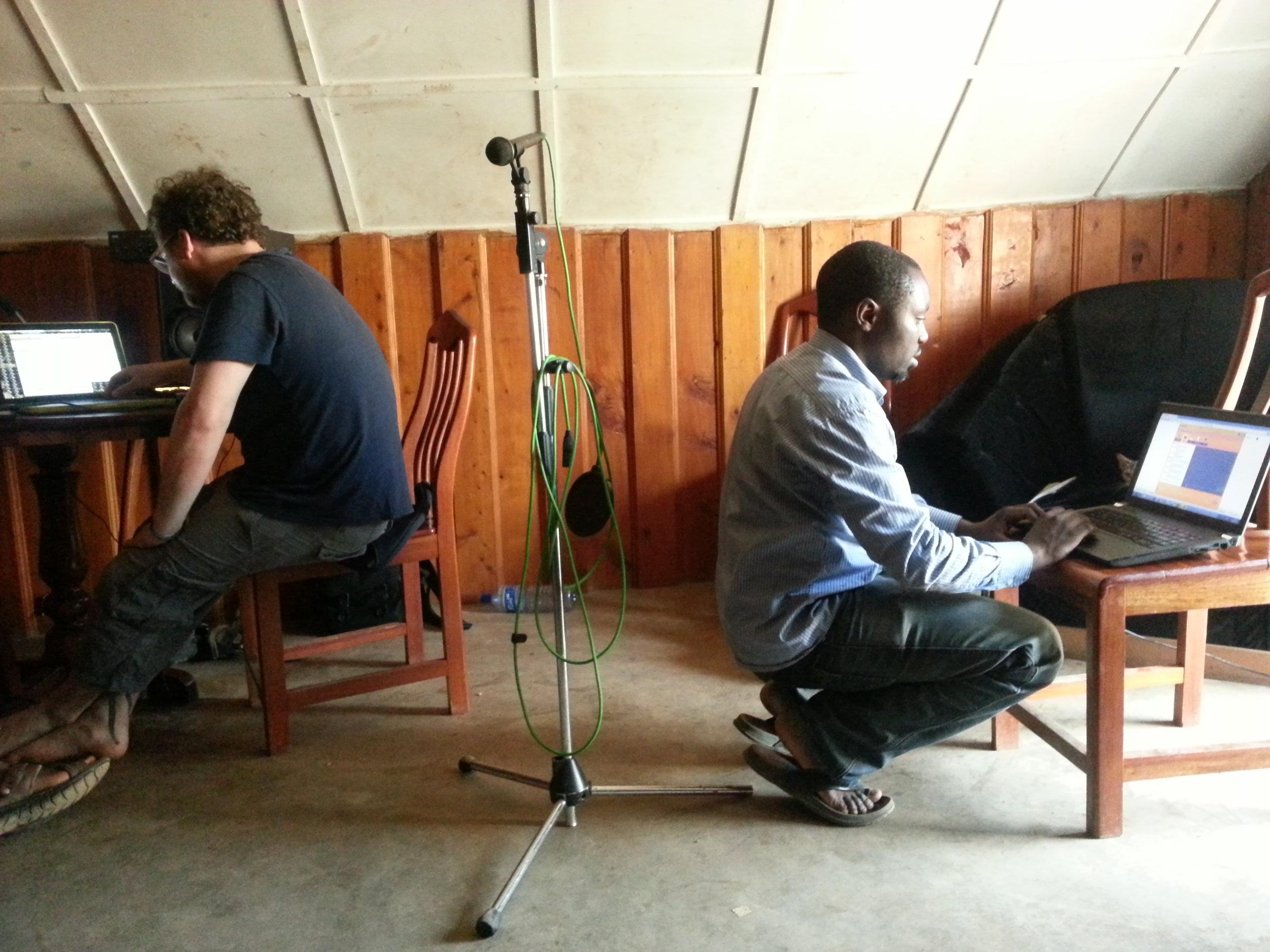 Ben and Tipo (studio owner).jpg