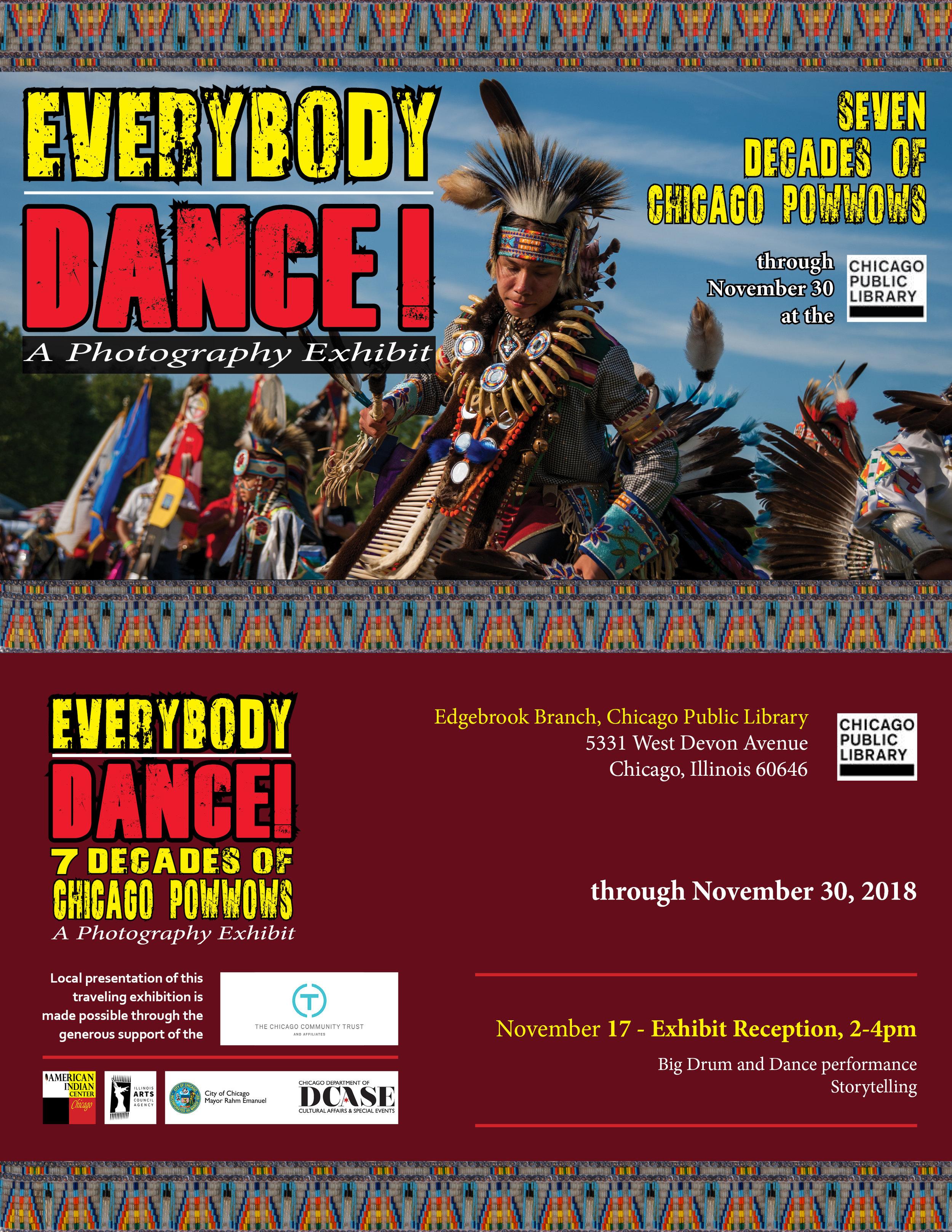 Exhibit runs through November 30th